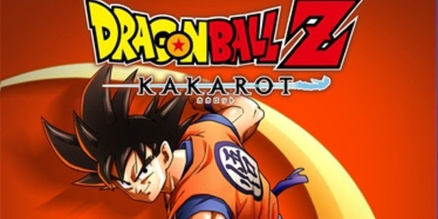 Dragon Ball Z Kakarot Video Game Release Date Cover Art