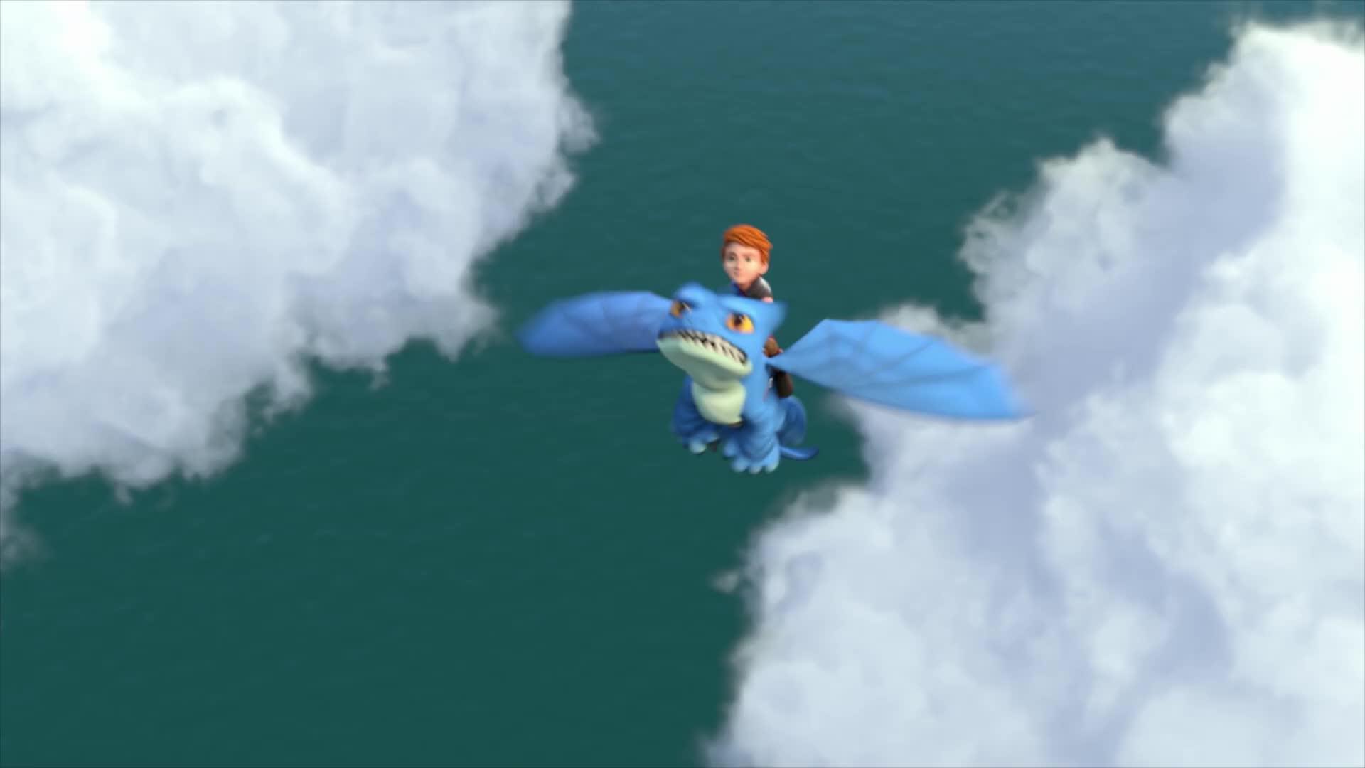 Dragons Rescue Riders - Season 1 Promo [HD] screen capture