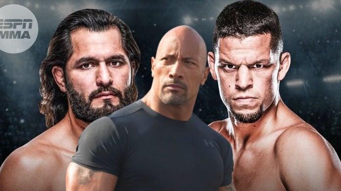Dwayne-Johnson-UFC-244-Masvidal-Diaz