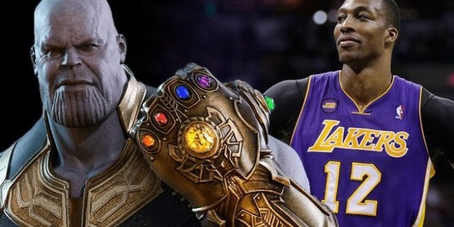 Avengers Villain Thanos Inspired NBA Star Dwight Howard to Buy a Purple Car for the Wrong Reason