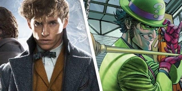 Eddie Redmayne Wants to Play Batman Villain The Riddler