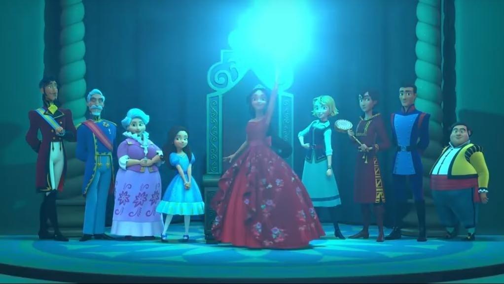 elena of avalor jewish princess