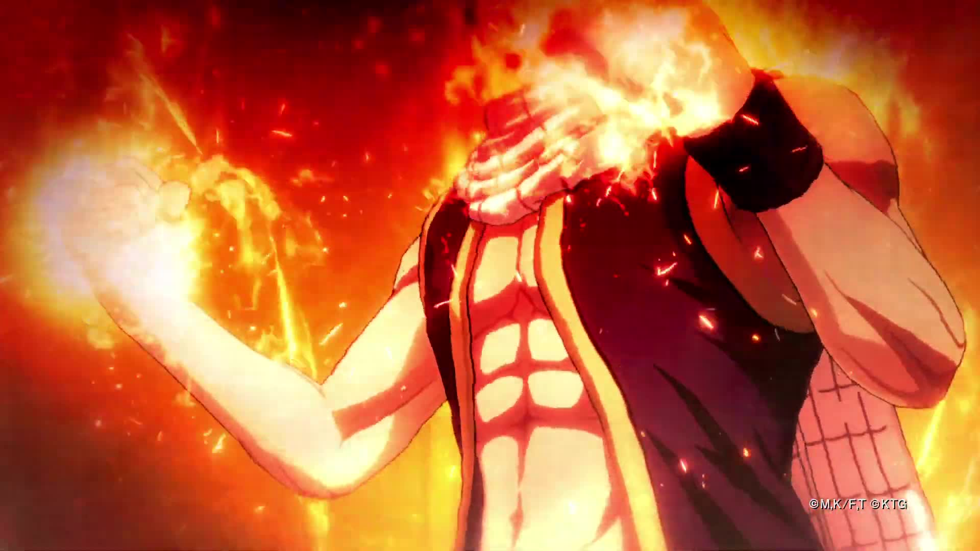 Fairy Tail - Reveal Trailer [HD] screen capture