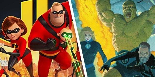 The Incredibles Director Brad Bird Is Not Making an MCU Fantastic Four Movie