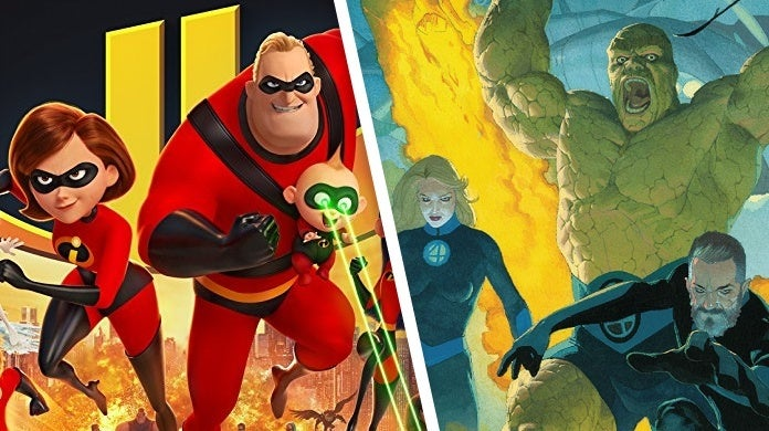 fantastic four mcu brad bird incredibles