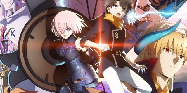 New Fate/Grand Order Anime Confirms Episode Order