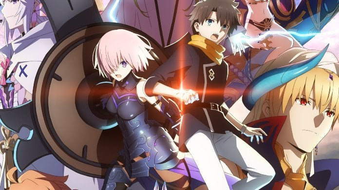 Fate Grand Order Absolute Demonic Front Babylonia Anime