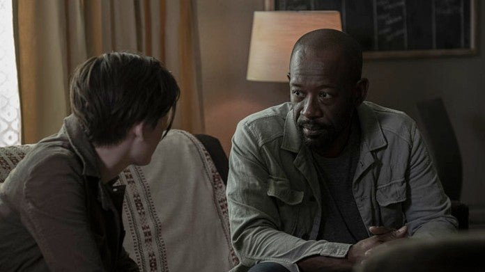 Fear the Walking Dead 514 Morgan Al