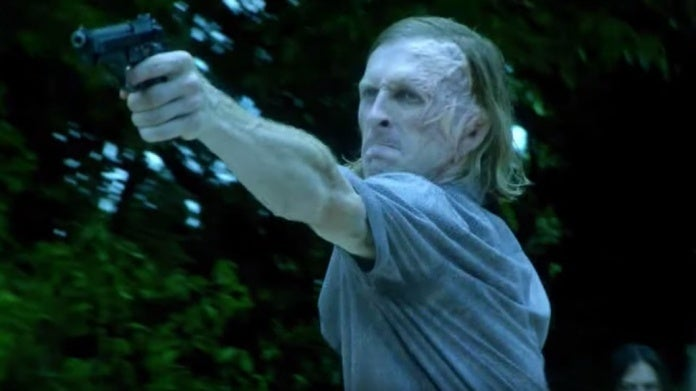 Fear the Walking Dead 515 Dwight Austin Amelio