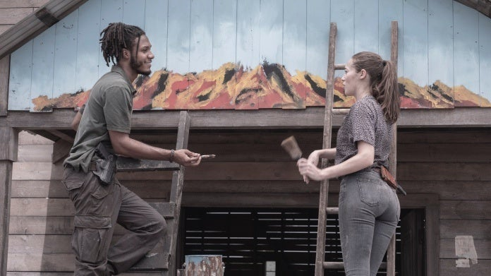 Fear the Walking Dead 516 Alicia Wes