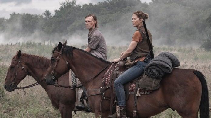 Fear the Walking Dead Dwight season 5