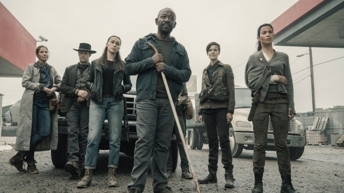 Fear the Walking Dead group Season 5