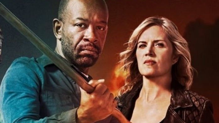Fear the Walking Dead Morgan Madison Lennie James Kim Dickens