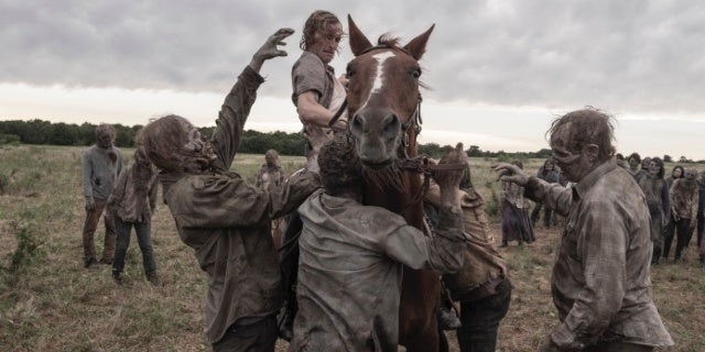 Fear the Walking Dead Season 5 finale Dwight