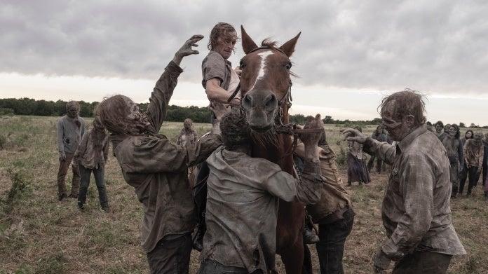 Fear the Walking Dead Season 5 finale Dwight