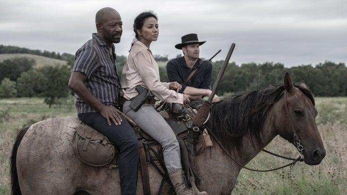 Fear the Walking Dead season 5 finale Morgan Grace John