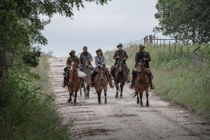 Fear the Walking Dead Virginia Pioneers