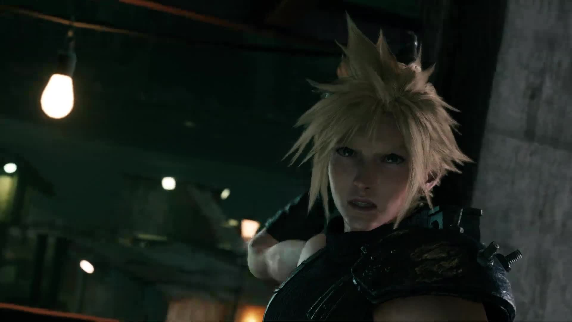 Final Fantasy 7 Remake - Tokyo Game Show 2019 Trailer [HD] screen capture