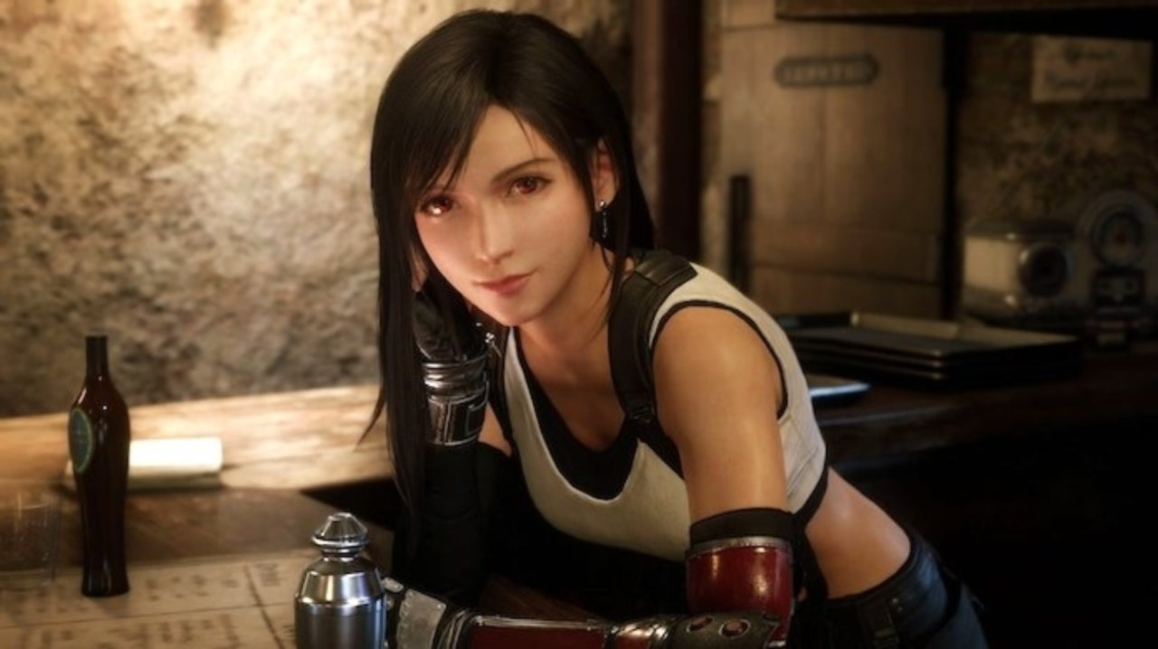 Final Fantasy Vii Remake Reveals New Gameplay And Character