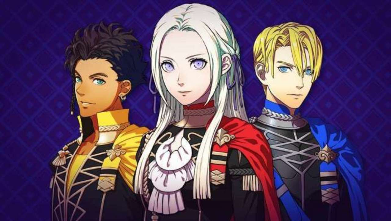 Fire Emblem: Three Houses' Most Popular Male and Female Characters Revealed