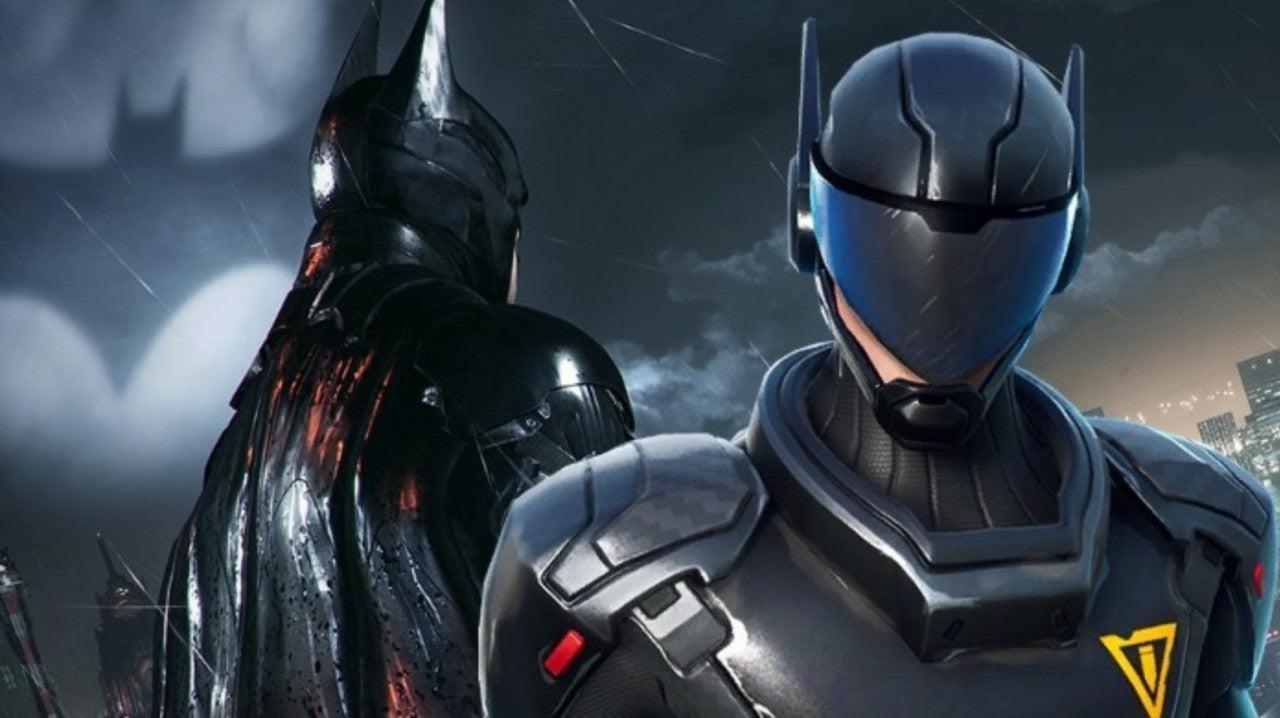 Fortnite Leak Reveals Surprise Batman Crossover