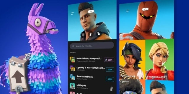 New Fortnite Update Adds Party Hub, Changes Storm Circles