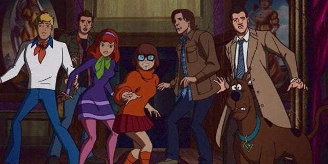 Friday 13th Full Moon Supernatural Day Scooby Doo