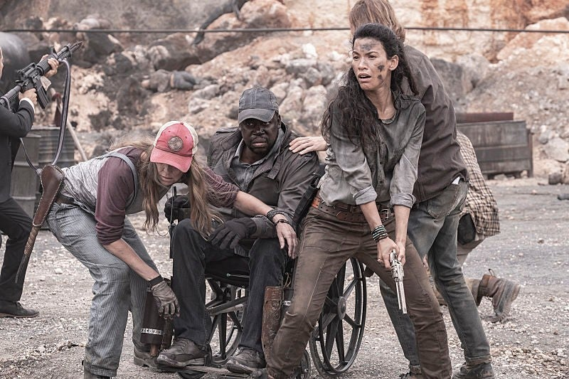 Fear The Walking Dead Recap With Spoilers: Leave What You Don't