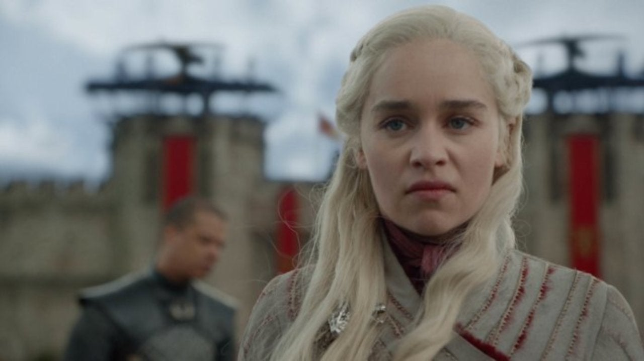 Games of Thrones Refused to Let Emilia Clarke Take Her Daenerys Wig