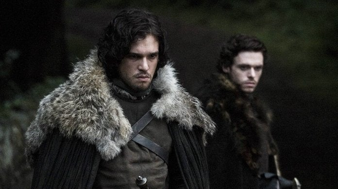 game of thrones kit harington richard madden