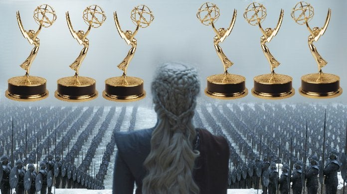 Game of Thrones Leading Creative Emmy Awards Wins