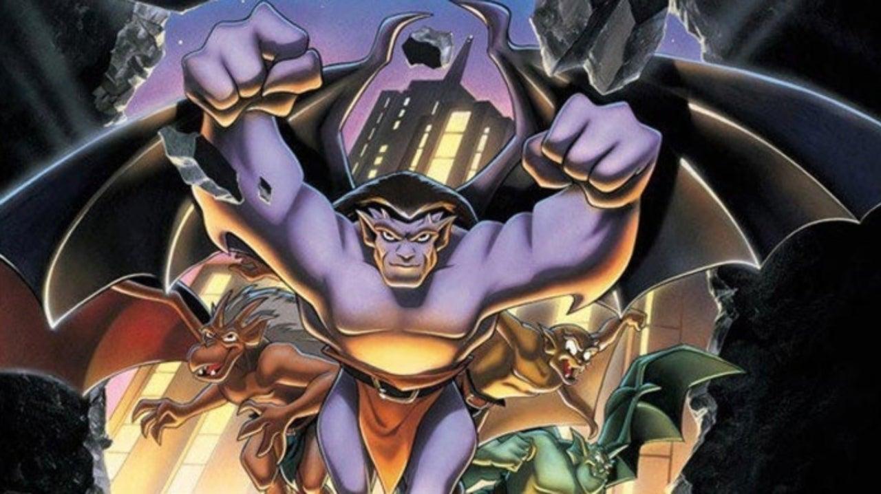 Gargoyles Creator Teases Fan That the Series Could Return