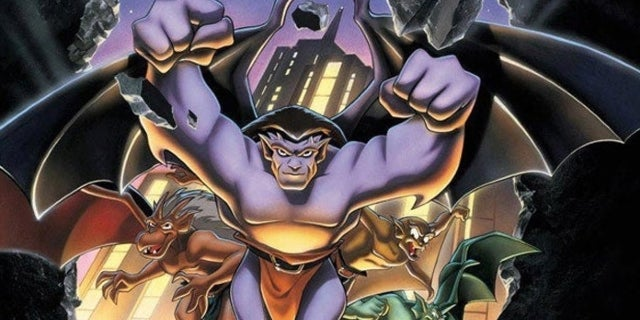 Original Gargoyles Series Apparently Heading to Disney+