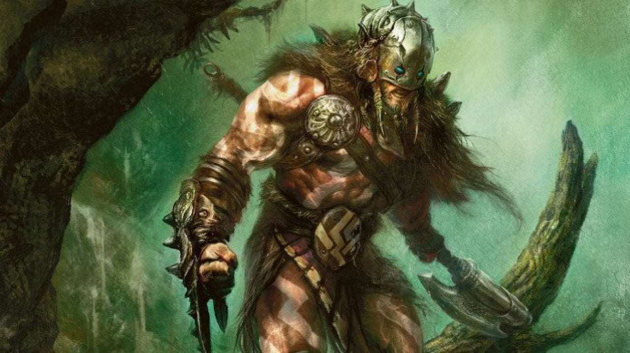 Magic: The Gathering Reveals First Look at Garruk in New Expansion