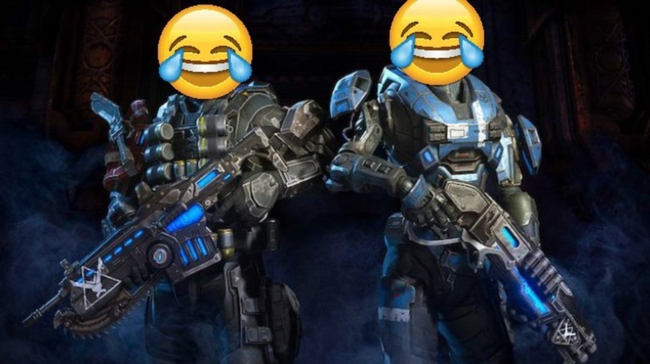 This Gears 5 Bug Is So Hilarious Players Want It Permanently Added To The Game