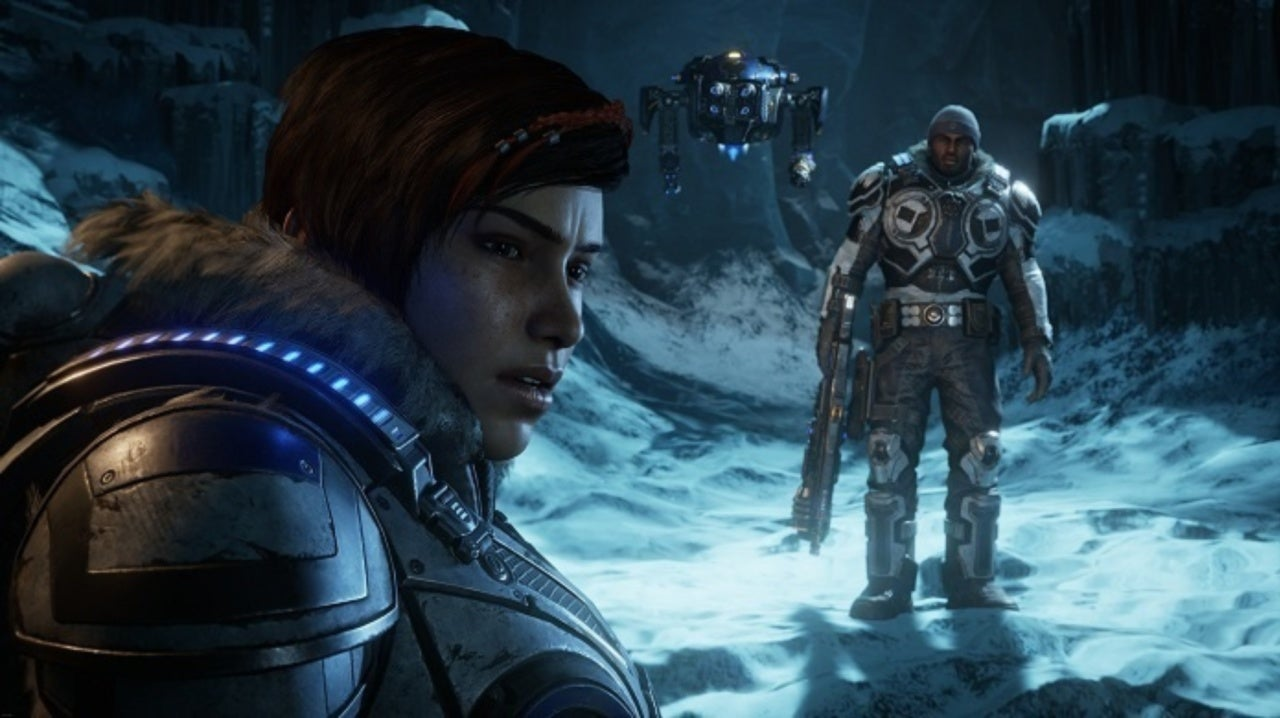 Gears 5 Breaks Launch Records for Xbox Game Studios