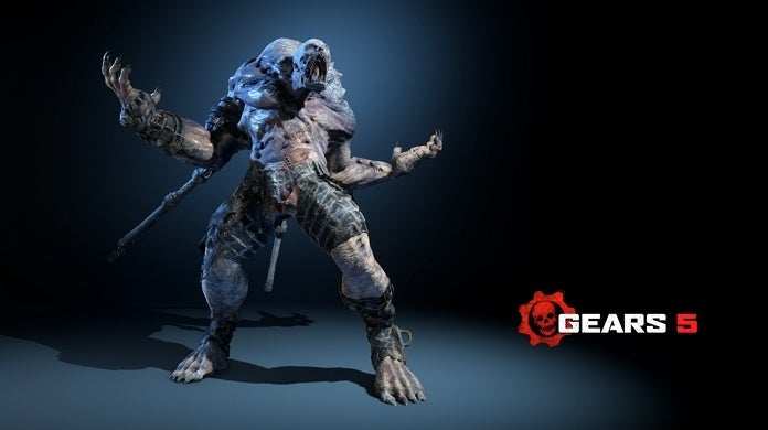 Gears 5 Escape