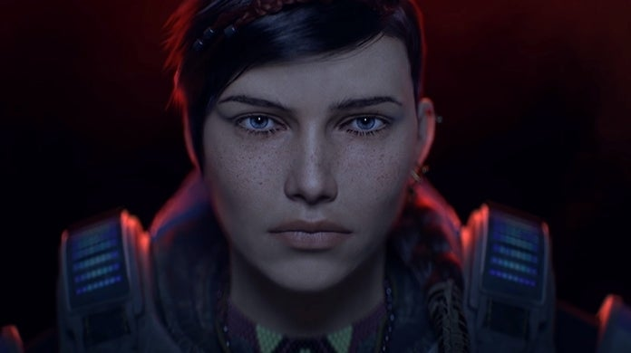 Gears 5 Inspired by BioShock Infinite