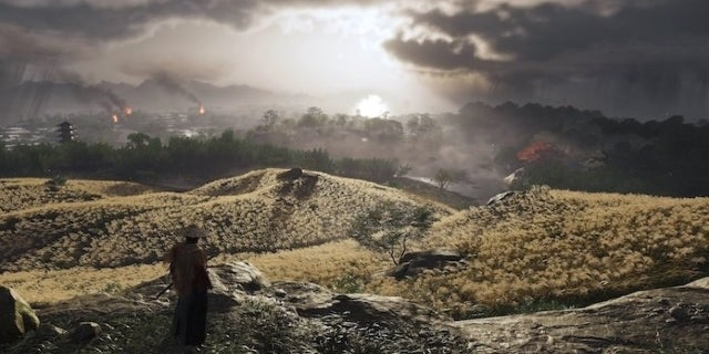 "PlayStation Boss ""Overwhelmed"" By Ghost of Tsushima's Graphics"
