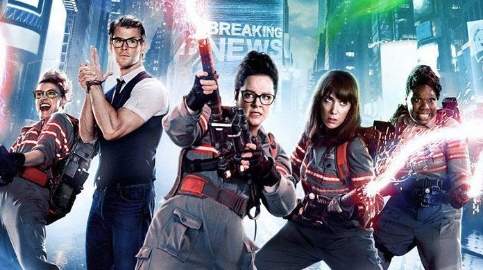 ghostbusters 2016 paul feig reboot