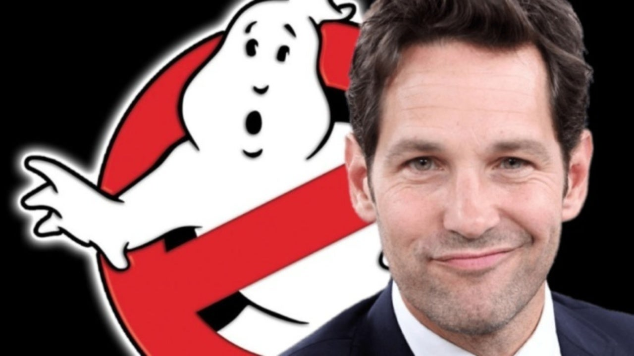 Ghostbusters 2020: First Details Behind Paul Rudd's Role Revealed