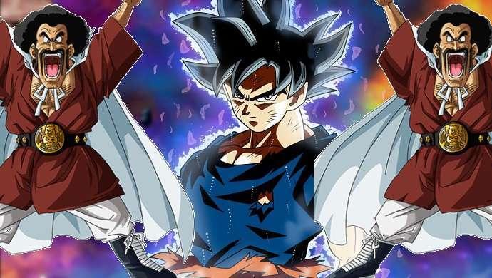 Goku Mr Satan