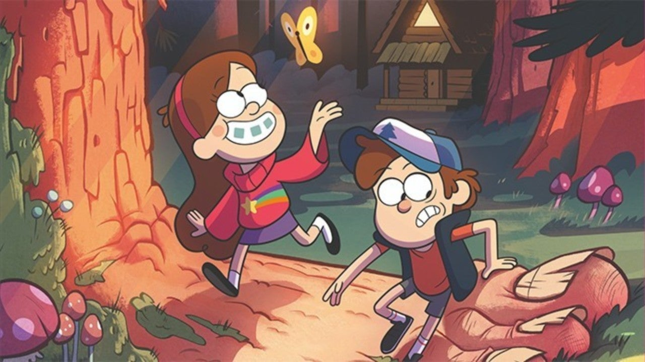 Gravity Falls Is Getting a Board Game....in Russia