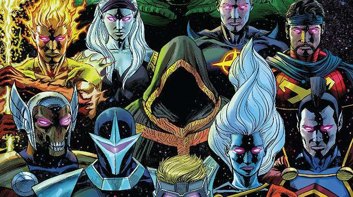 Guardians of the Galaxy Comic 2019
