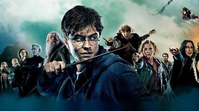 Harry Potter movies saga