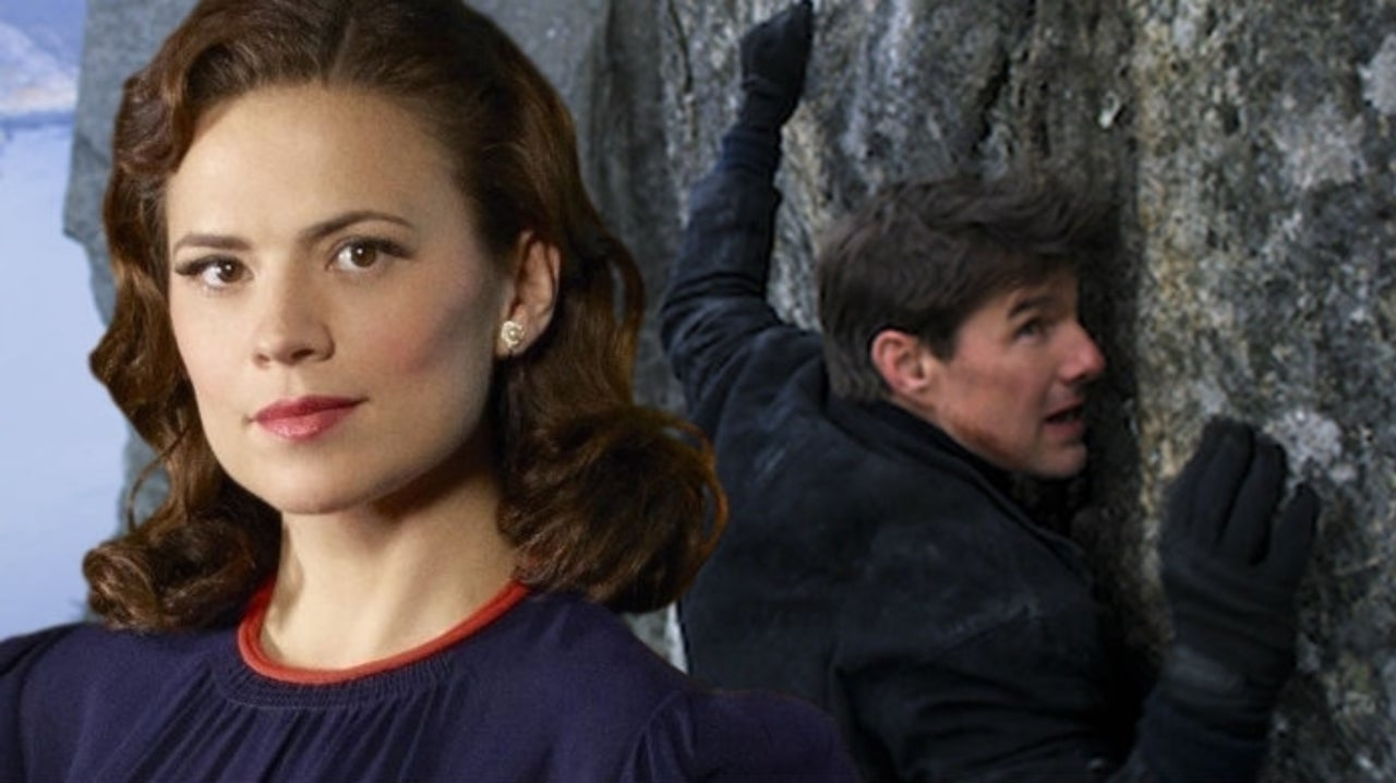 Hayley Atwell Thrilled to Join Tom Cruise in Next Two Mission: Impossible Movies