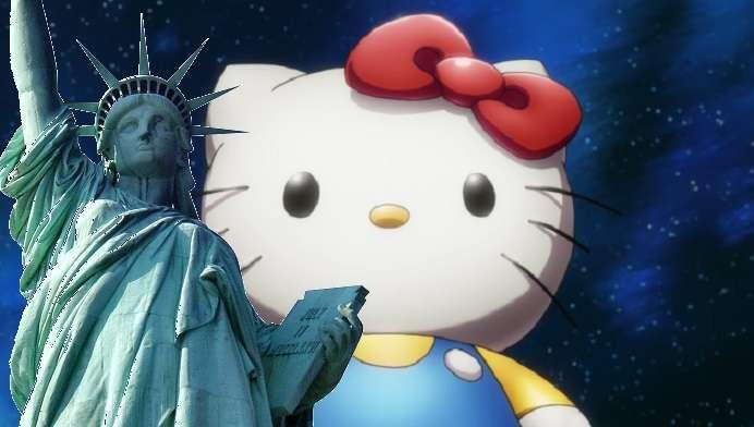 Hello Kitty NYC