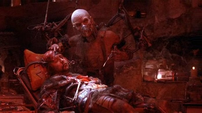 house of 1000 corpses dr satan