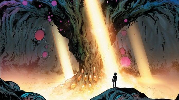 House of X Dead X-Men Resurrection Krakoa Pods