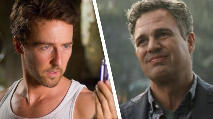 hulk edward norton mark ruffalo